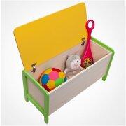 Ящик-скамейка для игрушек (серия Точка-Тире)
