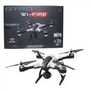 GYRO-WI-FIRE складной квадрокоптер 2,4GHz с Wi-Fi камерой 480p