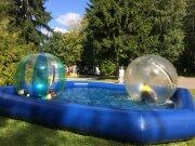 Надувной бассейн для коммерческого использования