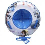 Надувной тюбинг-ватрушка ФЕИ ДИСНЕЯ (Disney), 85 см