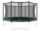 Батут BERG Favorit 380 см + защитная сетка Safety Net Comfort (35.12.07.06+35.74.12.03)