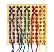 Панель для плетения