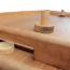 Игра деревянный настольный ХОККЕЙ - Игра деревянный настольный ХОККЕЙ