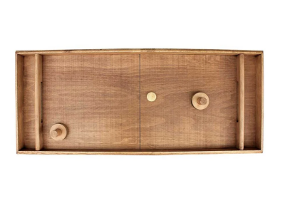 Игра деревянный настольный ХОККЕЙ Игра деревянный настольный Хоккей  Размеры игры:122 x 50 см