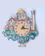 Часы настенные ХЕРСОНЕС (с маятником)