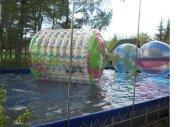 Водный аттракцион гидророллер (водная труба), ТПУ (2,4х2,2 м)