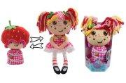 Девчушка-вывернушка Ксюшка 2-в-1 кукла плюшевая, 23-38 см