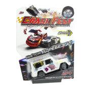 1TOY CrashFest Sabotage машинка, 10 см