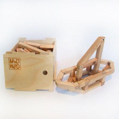 Деревянный магнитный конструктор НАБОР 100 Деревянный магнитный конструктор Mind Wood НАБОР 100можно купить с доставкойв нашем магазинеПо Москве и области - КУРЬЕРОМПо России и За рубеж - ПОЧТОВЫМИ СЛУЖБАМИ