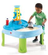 STEP-2 Столик для игр с песком и водой ВОДОПАД