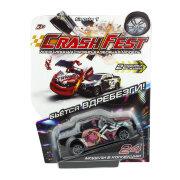1TOY CrashFest Boxer машинка 2в1 инерционная