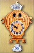 Детские настенные часы САМОВАР