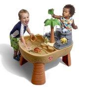 """Столик для игр с водой и песком """"Дино"""" STEP-2"""