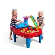 """Столик для игры с водой и шариками """"Дискавери"""" STEP-2"""