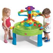 Игровой столик 3-в-1 STEP-2