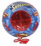 Надувной тюбинг-ватрушка Супермен (Disney)