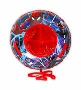 Надувной тюбинг-ватрушка Человек Паук, 85 см