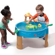 """Cтолик для игр с водой STEP-2 """"Весёлые утята"""""""