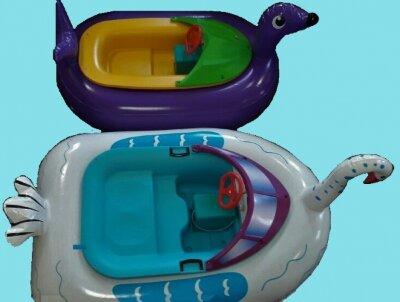 Водный аттракцион БАМПЕРЛОДОЧКА ЭЛЕКТРИЧЕСКАЯ (до 120 кг) Бамперлодка электрическая Маски рассчитана для катания взрослых и детей (до 2-х человек общимвесом до 120 кг) Модели в ассортименте! Рекомендованная макс.нагрузка: до 120 кг
