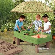 Столик для игр с песком и водой STEP-2