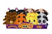 Дразнюка Zoo плюшевая игрушка, 6 видов