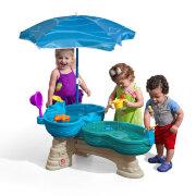 """""""Каскад"""" столик для игр с водой STEP-2"""