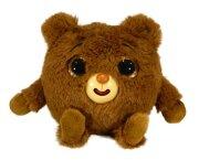 Дразнюка-Zoo плюшевая медвежонок (показывает язык), 13 см