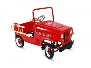 Детский автомобиль с педалями TVL FIRE