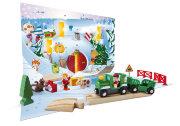 33814 BRIO Рождественский Календарь, 24 элем.