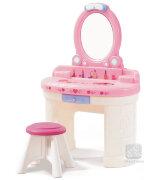 """Туалетный столик """"Маленькая Барби"""" STEP-2"""