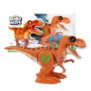 Игрушка Робо-Тираннозавр RoboAlive (оранжевый)