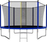 Каркасный батут JUMPY Comfort 10 FT (Blue)
