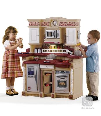Кухня для вечеринок STEP-2 Игровой комплекс STEP-2 можно купить с доставкойв нашем магазине    По Москве и области - КУРЬЕРОМ  По России и За рубеж - ТРАНСПОРТНЫМИ КОМПАНИЯМИ