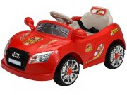 Аккумуляторная машинка Mini Cabrio (с пультом ДУ)