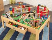 Стол-подставка для деревянной железной дороги 120 х 80
