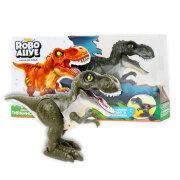 Игрушка Робо-тираннозавр RoboAlive (зелёный)