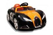 Детский электромобиль BUGATTI (с пультом ДУ)