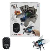 Робо-муха на ИК управлении