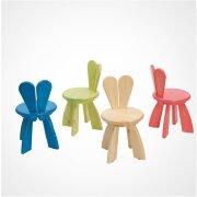 Дизайнерский детский стульчик (серия ЗАЙКИНЫ УШКИ)