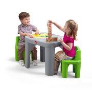 Столик с двумя стульями STEP-2
