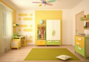 Дизайн-проект комнаты для ребенка от 4 до 14 лет