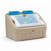 """Ящик для игрушек """"Два в одном"""" STEP-2"""