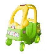 L-106 Машинка LERADO зелено-желтая