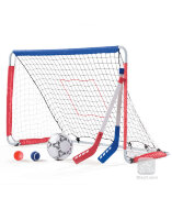 Ворота для футбола и хоккея STEP-2